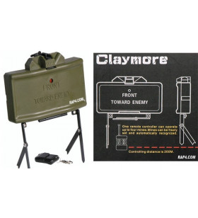 MINE CLAYMORE RAP4 M18A1