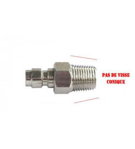 EMBOUT REMPLISSAGE AIR / FILL NIPPLE CONIQUE