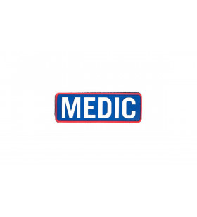 PATCH PVC MEDIC Blanc