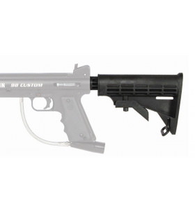 CROSSE ARRIERE M16 RETRACTABLE - TIPPMANN 98 ET BT