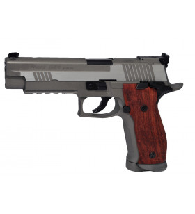 SIG SAUER X-FIVE 6mm Airsoft Blow Back Chrome