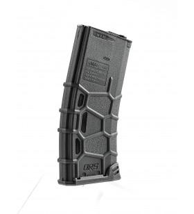 CHARGEUR M4 & M16 - QRS PLASTIQUE- Capacité 300 Billes