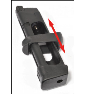 MAGWELL POUR CHARGEUR GLOCK 19
