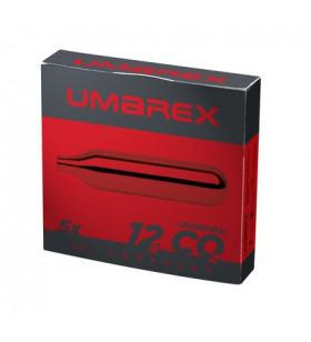 CAPSULES CO² 12 Gr UMAREX x5