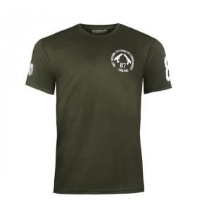 T-Shirt EG Splatmaster Olive