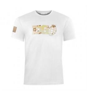 T-Shirt EG Arid Blanc