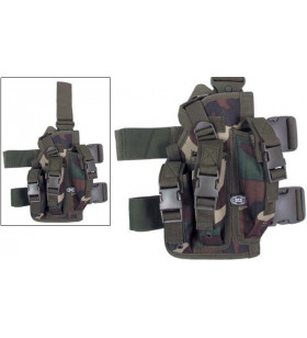 HOLSTER CUISSE DROIT DELUXE