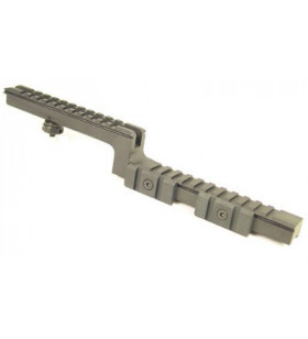 RAIL DE VISEE DOUBLE ADAPTABLE SUR RAIL M16