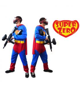 COSTUME DE SUPER-ZERO