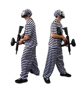 COSTUME DE PRISONNIER