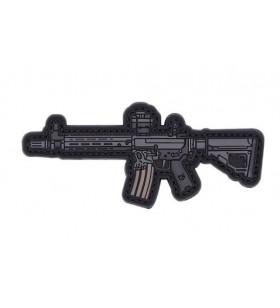 PATCH PVC TACTICAL OPS GUN...